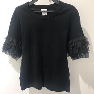 コムデギャルソン(COMME des GARCONS)のノワールケイニノミヤ Tシャツ(Tシャツ(半袖/袖なし))