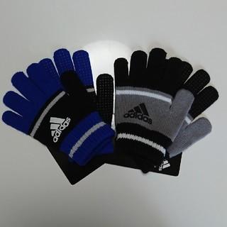 adidas - 【新品・未使用】adidas:手袋:ジュニア