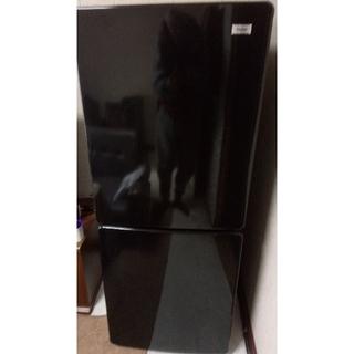 Haier - 激安❢新品同様❢半年使用❢2018年式❢ハイアール148L❢2ドア冷凍冷蔵庫❢黒