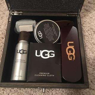 UGG - UGG  シューケアセット 新品未使用