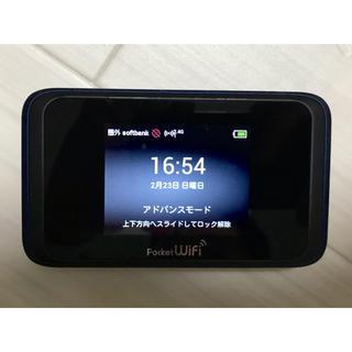 ソフトバンク(Softbank)の502HW ポケットWi-Fi 中古(その他)