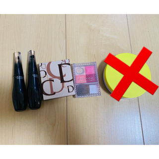 CEZANNE(セザンヌ化粧品) - 化粧品まとめ売り 4点