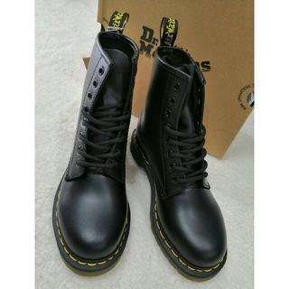 ドクターマーチン(Dr.Martens)のUK6 Dr. Martens ブーツ 8ホール 革靴 新品 正規品(ブーツ)