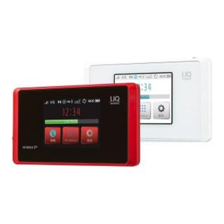 エヌイーシー(NEC)のWiMAX2+  Speed Wi-Fi(PC周辺機器)