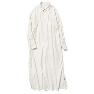 コモリ(COMOLI)のタグ付き LENO Pull-Over Dress (ロングワンピース/マキシワンピース)