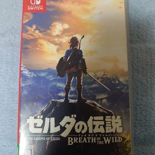 Nintendo Switch - 中古 ゼルダの伝説 ブレスオブザワイルド