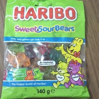 HARIBO  ハリボー グミ  クマ  スイート&サワー 140g (菓子/デザート)