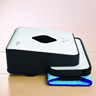 iRobot - ブラーバ Braava 380j お掃除ロボット 床拭き
