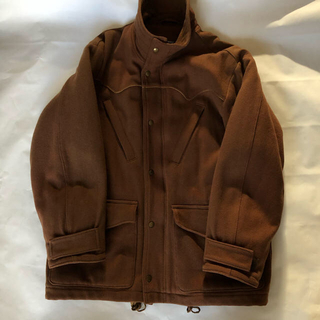COMME des GARCONS HOMME PLUS - 90s ハンティングジャケット ブラウン