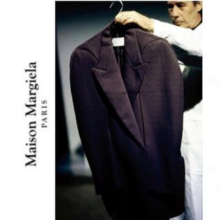 マルタンマルジェラ(Maison Martin Margiela)のマルタンマルジェラ フラットガーメントジャケット(テーラードジャケット)