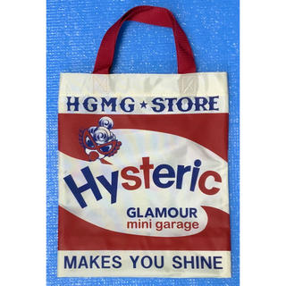 HYSTERIC MINI - ヒスミニ☆正規品☆新品☆トートバッグ☆HGMG☆限定☆③