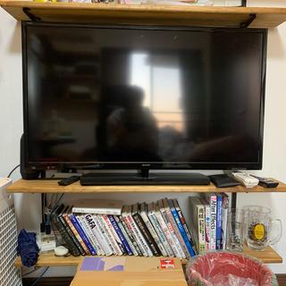 アクオス(AQUOS)のAQUOS  液晶テレビ40V型(テレビ)