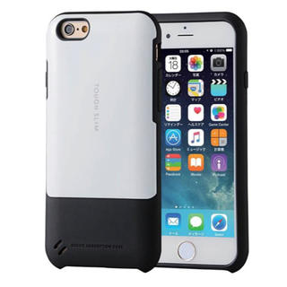 エレコム(ELECOM)のELECOM iPhone 6s/6 対応 TOUGH SLIMケース(iPhoneケース)