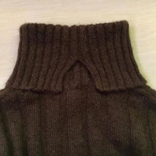 コムデギャルソン(COMME des GARCONS)のtricot COMME des GARCONS タートルネック セーター(ニット/セーター)