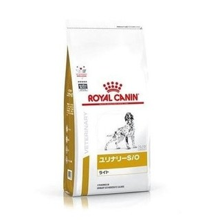 ROYAL CANIN - ロイヤルカナン 食事療法食 犬用 ユリナリー S/O ライト8kg