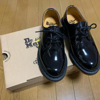 ドクターマーチン(Dr.Martens)のDr.Martens 3ホール BEAMS パテント(ローファー/革靴)