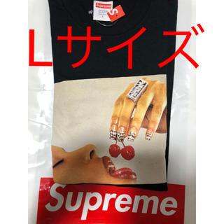 シュプリーム(Supreme)のSupreme cherries tee(Tシャツ/カットソー(半袖/袖なし))