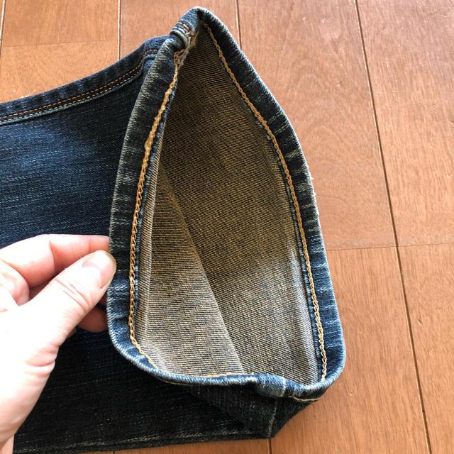 SOMETHING(サムシング)のSOMETHING ヴィーナスジーンズ 27×30 デニム ブーツカット 美脚 レディースのパンツ(デニム/ジーンズ)の商品写真