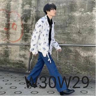 ラングラー(Wrangler)のw29 wrangler wrancher dress jeans(スラックス)