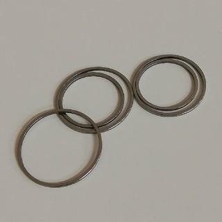 5個 リング 指輪 フリーサイズ(リング(指輪))