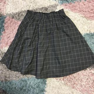 トランテアンソンドゥモード(31 Sons de mode)のチェック柄 スカート(ミニスカート)