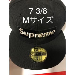 シュプリーム(Supreme)のsupreme $1M Box Logo New Era cap(キャップ)