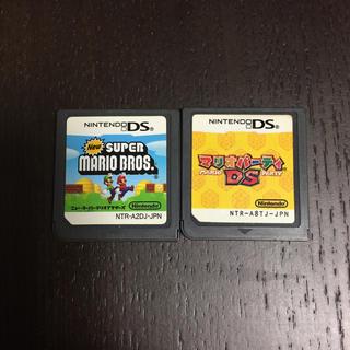 ニンテンドーDS - DSソフト スーパーマリオブラザーズ マリオパーティ