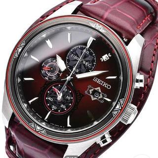 セイコー(SEIKO)のセイコーセレクション 1000本限定モンスターハンター7年保証(腕時計(アナログ))