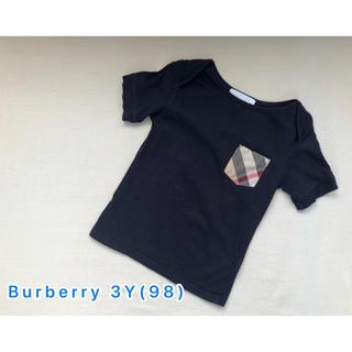 BURBERRY - バーバリー 定番Tシャツ 3Y(98cm)