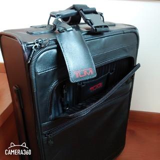 トゥミ(TUMI)のTUMI スーツケース(レザー)  〜価格交渉歓迎〜(トラベルバッグ/スーツケース)