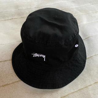 """STUSSY - STUSSY """"BUCKET HAT"""" ステューシー ハット S / M"""