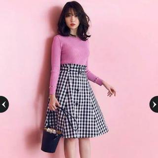 Rirandture - ♡リラ♡ギンガムチェックスカート