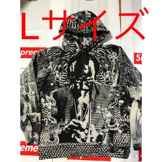 シュプリーム(Supreme)のSupreme miles davis hooded sweatshirt(パーカー)