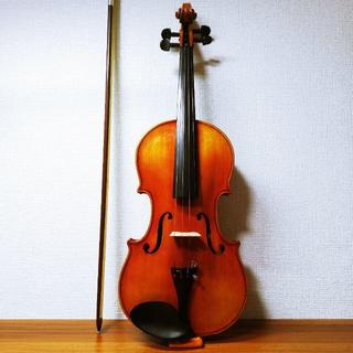 【天然虎杢麗音】スズキ 4/4 No.360 バイオリン 1979(ヴァイオリン)