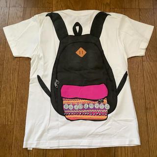 グラニフ(Design Tshirts Store graniph)のグラニフ Tシャツ M 騙し絵(Tシャツ/カットソー(半袖/袖なし))