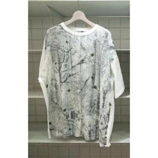 ファセッタズム(FACETASM)のfacetasm ファセッタズム 雪山 Tシャツ(Tシャツ/カットソー(半袖/袖なし))