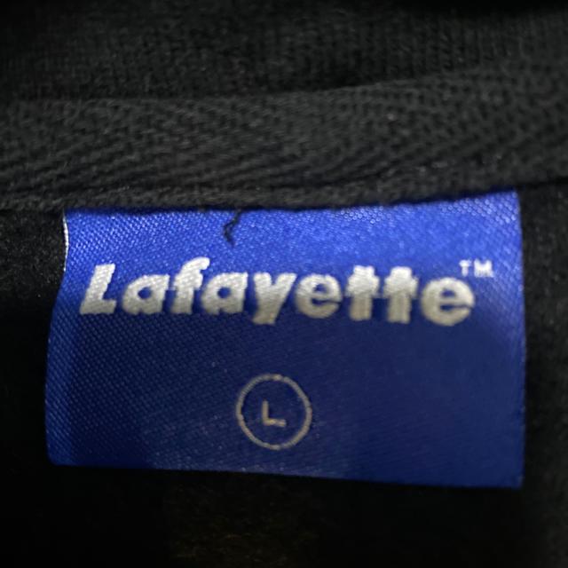 BEAMS(ビームス)のlafayette ラファイエット パーカー ブラック メンズのトップス(パーカー)の商品写真