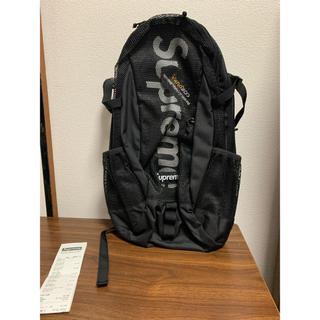 Supreme - Supreme ss20 back pack