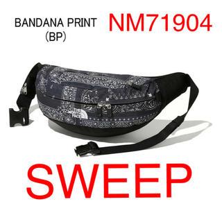 THE NORTH FACE - 20SS新作 バンダナ柄 ノースフェイス Sweep スウィープ NM71904