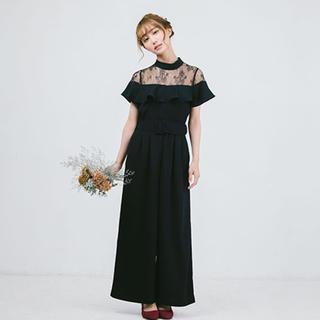 heather - heather オールインワン ドレス