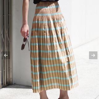 IENA - IENA リバーシブルスカート
