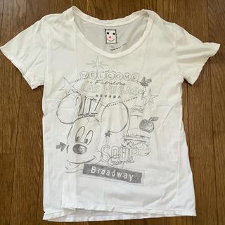 ミッキーマウス Tシャツ Mサイズ ディズニー(Tシャツ(半袖/袖なし))