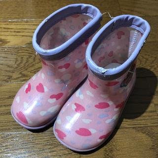ディズニー(Disney)のミニーマウス 長靴 13.0cm(長靴/レインシューズ)