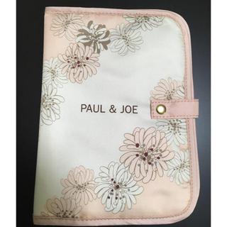 ポールアンドジョー(PAUL & JOE)のポール&ジョー☘️ポーチ 新品未使用 景品(ポーチ)