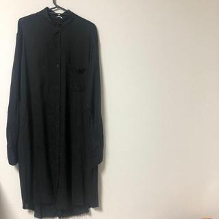 Yohji Yamamoto - sulvam 18ss ロングシャツ