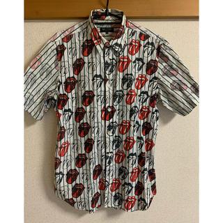 コムデギャルソン(COMME des GARCONS)のギャルソン×ローリングストーン シャツ(Tシャツ/カットソー(半袖/袖なし))