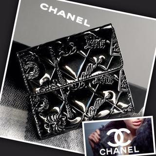 CHANEL - 【綺麗☆正規品】CHANEL 財布/折り財布