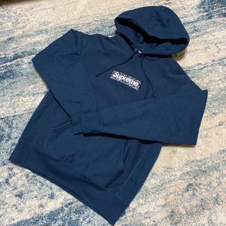 Supreme - supreme box logo hoodie