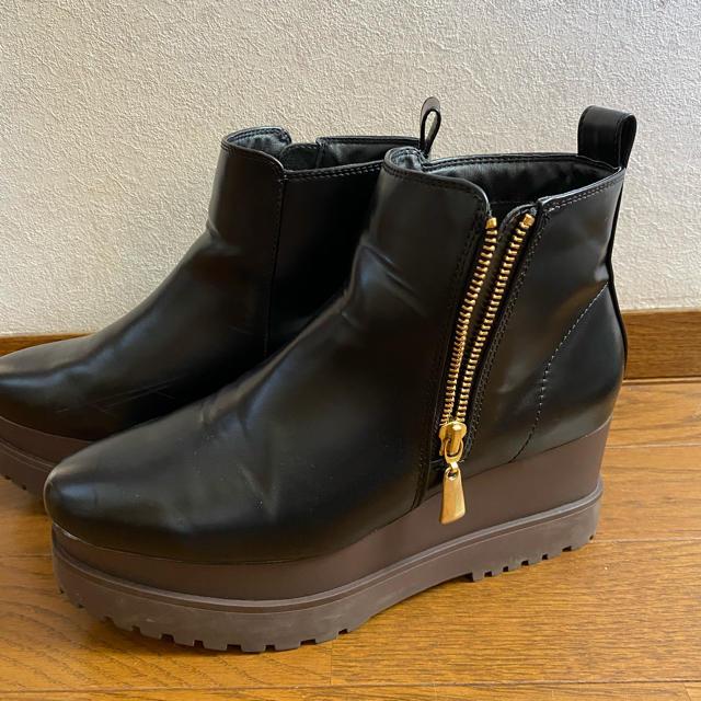 heather(ヘザー)のHeather レディースの靴/シューズ(ブーティ)の商品写真