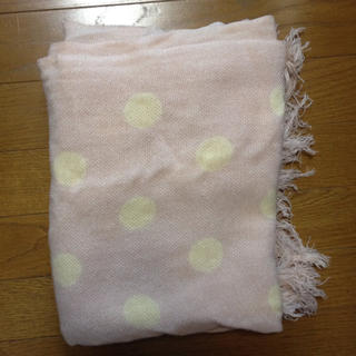 レプシィム(LEPSIM)のマフラー  ピンク色(マフラー/ショール)